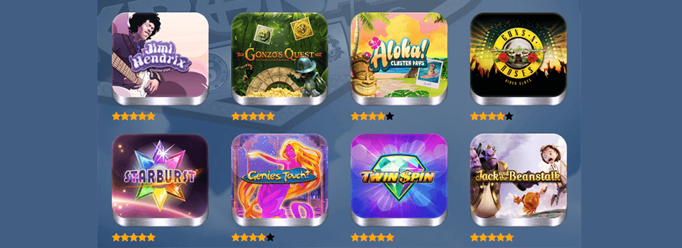 Uudet pelit